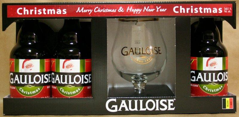 Afbeeldingsresultaat voor gauloise christmas beer