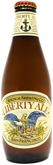 Anchor Liberty Ale BBD: 02/2020
