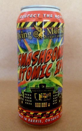 Smashbomb Atomic Can