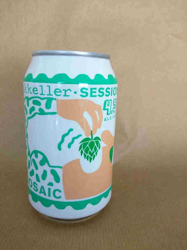 Mikkeller Mosaic Session Ipa can
