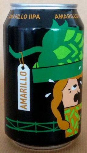 Mikkeller  Amarillo Single Hop Imperial IPA Lata