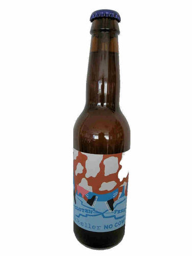 Mikkeller No Cow on the Ice Gluten Free: BBD 31/08/19