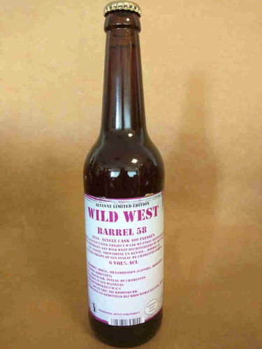 Alvinne Wild West Barrel 58