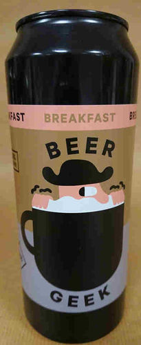 Mikkeller Beer Geek Breakfast Oatmeal Stout Can
