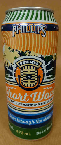 Phillips Brewing Short Wave Lata