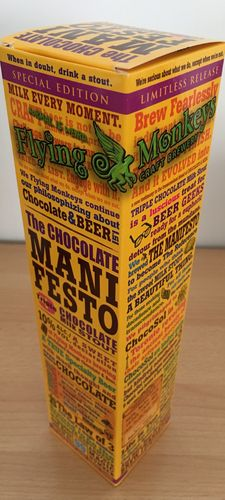 Flying Monkeys Chocolate Manifesto 47,3 cl