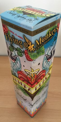 Flying Monkeys Aurora Heart 47,3 cl