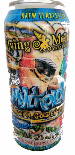 Flying Monkeys Mythology Pilsener Lata
