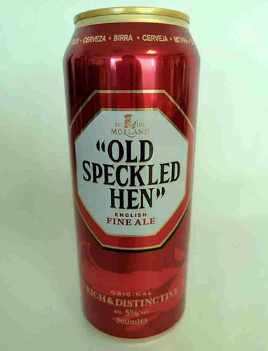 Old Speckled Hen Fine Ale