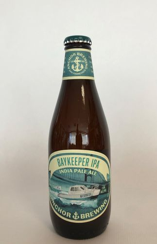 Anchor Baykeeper IPA: BBD 02/2020